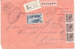 MANOSCRITTI CONTRASSEGNO ANN. GALLIPOLI LECCE - 6. 1946-.. Repubblica