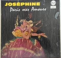 """Joséphine Baker  """"  Paris Mes Amours """" - Spezialformate"""