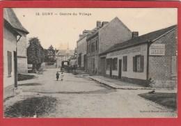 Dury (80) Centre Du Village - Labarre épicier-charcutier - Frankreich