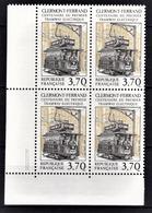 FRANCE  1989 - BLOC DE 4 TP COIN DE FEUILLE / Y.T. N° 2608 - NEUFS** - Frankreich