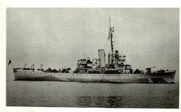 H.M.S. TOTLAND +- 15 * 9 CM BARCO BOAT Voilier - Barcos