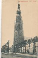 CPA - Belgique - Hoogstraten - L'Eglise - Hoogstraten