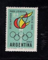 779911109 1964 SCOTT CB34 POSTFRIS  MINT NEVER HINGED EINWANDFREI  (XX) - 13TH OLYMPIC GAMES - Poste Aérienne