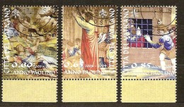 Vatican Vatikaanstad 2008 Yvertn° 1472-1474 (°) Oblitéré Used Cote 6,30 Euro - Vatican