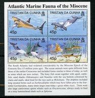 Tristan Da Cunha, Yvert 607/610, MNH - Tristan Da Cunha