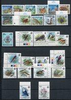 1983/90  - SEYCHELLES -LOT - FAUNA-BIRDS Ecc.- 26 VAL. - M.N.H. LUXE !! - Seychelles (1976-...)