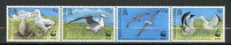 Tristan Da Cunha, Yvert 623/626 Variété , MNH - Tristan Da Cunha