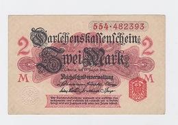 Billet De 1 Mark  Du 12-8-1914  Pick 53 Neuf Papier Blanc - [ 2] 1871-1918 : Impero Tedesco
