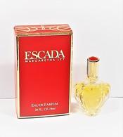 Miniatures De Parfum ESCADA  MARGARETHA  LEY EAU DE PARFUM  4 Ml  + Boite - Modern Miniatures (from 1961)
