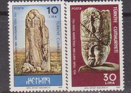 Turchia Turkey - UNESCO Set MNH - UNESCO