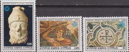 Cipro - UNESCO Set MNH - UNESCO