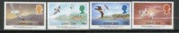 Tristan Da Cunha, Yvert 633/636, MNH - Tristan Da Cunha