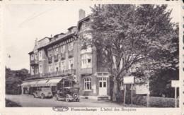 Francorchamps L'Hôtel Des Bruyères - Spa