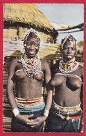 L'AFRIQUE EN COULEURS Jeunes Femmes Coniaguis - Africa