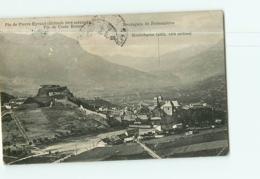 BRIANCON - ROCHEBARON - Montagnes De Freissinières - Pic De Coste Rousse - 2 Scans - Briancon