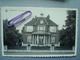 HERENTHOUT : Villa BOEYENDAEL - Herenthout