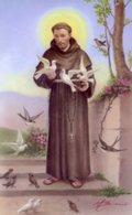 Noto - Santino SAN FRANCESCO D'ASSISI, Chiesa Di S. Chiara - PERFETTO R8- - Religion & Esotericism