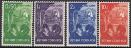 Du N° 85 Au N° 88 Du Vietnam Du Sud - X X - ( E 1091 ) - Vietnam