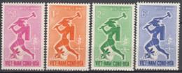 Du N° 188 Au N° 191 Du Vietnam Du Sud - X X - ( E 1653 ) - Vietnam