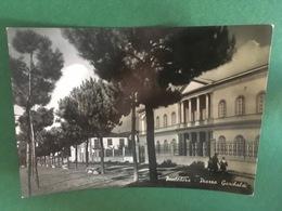 Cartolina Pontedra - Piazza Garibaldi - 1956 - Pisa