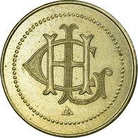 Monnaie, France, High Life Casino, Dinard, Jeton De Casino, SUP+, Maillechort - Monetary / Of Necessity