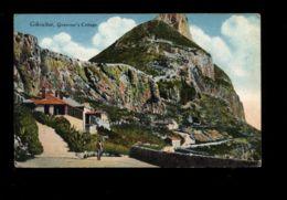 C1347 GIBRALTAR GIBILTERRA - GOVERNOR'S COTTAGE SMALL FORMAT - Gibilterra
