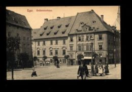 C1373 CZECH REPUBLIC - EGER - WALLENSTEINHAUS - Repubblica Ceca