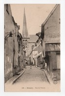 - CPA NEMOURS (77) - Rue Du Prieuré 1904 (avec Personnages) - Edition A. SIRON 472 - - Nemours
