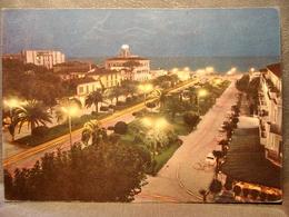 (FG.O53) MARINA DI MASSA - NOTTURNO (MASSA CARRARA) Viaggiata 1962 - Massa