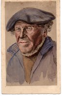 BRETAGNE * Illustrateur JEAN SCHERBECK * N°9 Série 1 * BRETON - Other Illustrators