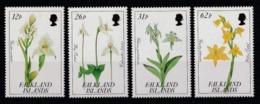 1991 Falkland Orchidee Orchids Orchidèes Fiori Flowers Blumen Fleurs MNH** Fio227 - Orchidee