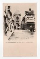 - CPA MORET-SUR-LOING (77) - La Grande Rue Et La Porte De Bourgogne - Edition ERDNA-PARIS N° 47 - - Moret Sur Loing