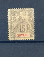 Guyane N°45 Oblitéré - Cote 150€ - (C001E) - Französisch-Guayana (1886-1949)