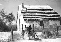 Les SAINTES-MARIES-de-la-MER - Vision De Camargue - Mireille Au Mas Du Simbèu - Photo G. Augier - Saintes Maries De La Mer