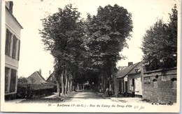 62 ARDRES - Rue Du Camp Du Drap D'or. - Ardres