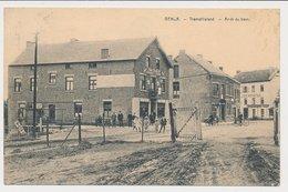 Picture Postcard Genck Belgium 1928 - Tramstilstand - Genk