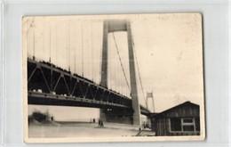 76 Pont De Tancarville Photo Dimension 11,8x8,4cm - Tancarville