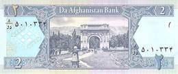 Afghanistan 2 Afghani UNC - Afghanistan