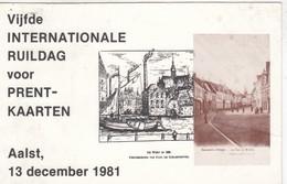 AALST / INTERNATIONALE RUILDAG 1981 - Aalst