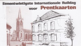 AALST / INTERNATIONALE RUILDAG 1989 - Aalst