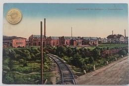 Oderberg, östliches Schlesien, Chemikalienwerk, 1918 - Schlesien