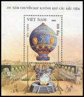 Vietnam 1983  YT BF 2 ; Mi# Block 15 (*)  MNG - Vietnam