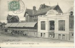 Le Touquet - Paris Plage - Le Casino Municipal - Le Touquet