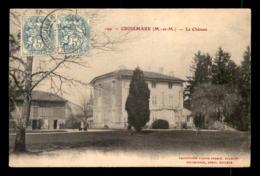 54 - CROISMARE - LE CHATEAU - Francia