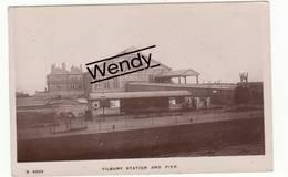 Tilbury (station And Pier - Photo Originale) - England