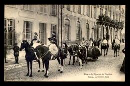 54 - NANCY - FETE DE LA VIGNE ET DU HOUBLON 24 OCTOBRE 1909 - Nancy