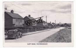 Winteringham (Cliff Road - Photo Originale) - England