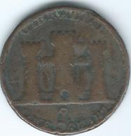 Gibraltar - Victoria - 1842 - Quart - KM2 - Gibilterra