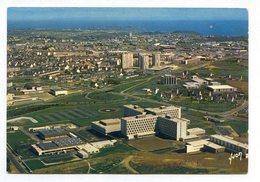 CP 22 SAINT BRIEUC VUE AERIENNE Centre Hospitalier La Bauchée .. REF 060619 - France
