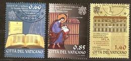 Vatican Vatikaanstad 2009 Yvertn° 1495-1497 (°) Oblitéré Used Cote 8,50 Euro - Vatican